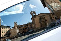 Impressionen Toskana - Arezzo