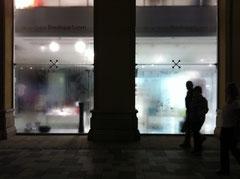 Dubai - beschlagene Schaufensterscheiben