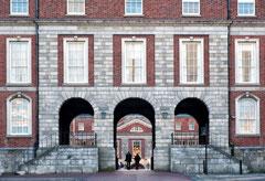 Irland - Dublin Impresssionen Dublin Castle