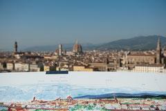 Impressionen Toskana - Blick auf Florenz