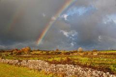 Irland - Impressionen Regenbogen