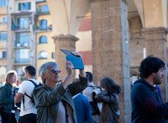 Impressionen Toskana - Florenz Ponte Vecchio