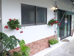 2012/08/10(金) トリートメントルームと教室に加えて、待合室を2部屋併設しました