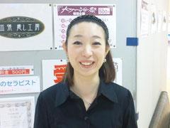 2014/11/26 あけのアクロスタウン 出張癒し工房 7日目担当 yuki