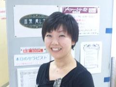 2014/11/26 あけのアクロスタウン 出張癒し工房 9日目担当 Aya