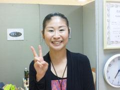 あけのアクロスタウン 出張癒し工房 3 ,6日目担当 YOSHIKO (数秘術、手相)