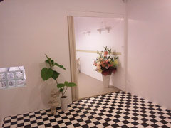 2012/08/15(水) 床のパターンがいい感じでしょ