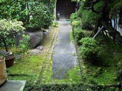 除草・庭掃除 作業後① 奈良県磯城郡田原本町