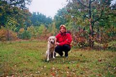 Anke und Finny