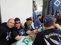 HSV : Frankfurt 28.09.2014
