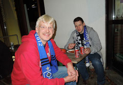2. Runde DFB-Pokal HSV : Greuther Fürth 1:0 24.09.2013