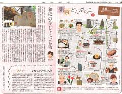 東京どんぶらこ 湯島イラストマップ