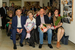 """Выставка художника Ольги Поповой """"Ливень в декабре"""" 2019"""
