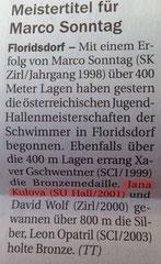 22. März 2014: Tiroler Tageszeitung