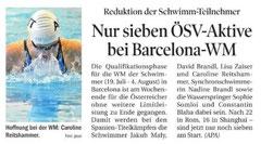 19. Juni 2013: Tiroler Tageszeitung