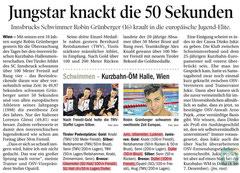 24. Nov. 2014: Tiroler Tageszeitung