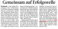 02. Dez. 2014: Tiroler Tageszeitung