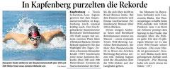 21. Juli 2013: Tiroler Tageszeitung