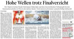 22. Nov. 2014: Tiroler Tageszeitung