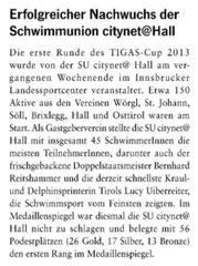 21. März 2013: Haller Stadtzeitung