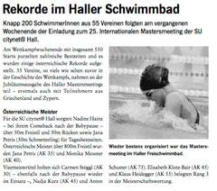 17. Juli 2014: Haller Stadtzeitung