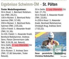 04. Aug. 2014: Tiroler Tageszeitung