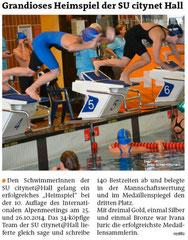 20. Okt. 2014: Bezirksblatt