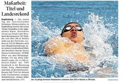 20. Juli 2013: Tiroler Tageszeitung