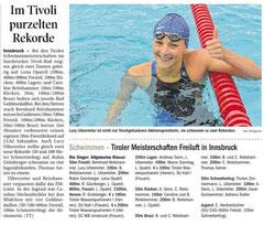 30. Juni 2014: Tiroler Tageszeitung