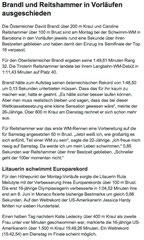 29. Juli 2013: ORF Sport online