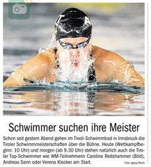 29. Juni 2013: Tiroler Tageszeitung