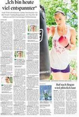 29. Juli 2013: Tiroler Tageszeitung