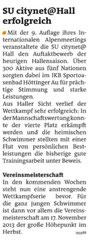 07. Nov. 2013: Bezirksblatt