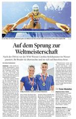 23. Juli 2013: Tiroler Tageszeitung