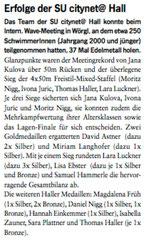 20. Nov. 2014: Haller Blatt