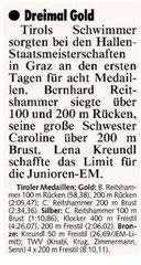 10. März 2013: Krone
