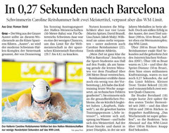 11. März 2013: Tiroler Tageszeitung