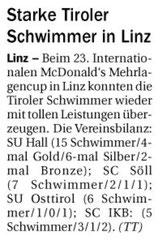 22. Ja. 2013: Tiroler Tageszeitung