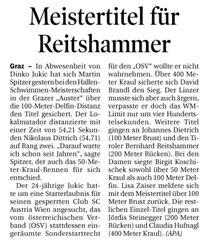 09. März 2013: Tiroler Tageszeitung