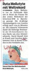 30. Juli 2013: Voralberber Nachrichten