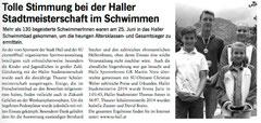 03.Juli 2014: Haller Stadtzeitung