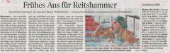 30. Juli 2013: Tiroler Tageszeitung