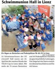 02. Mai 2013: Haller Blatt