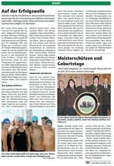 05. Dez. 2014: Haller Blatt