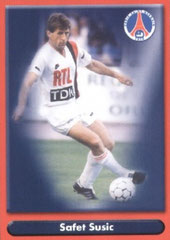 N° 13 - Safet Susic (Recto)