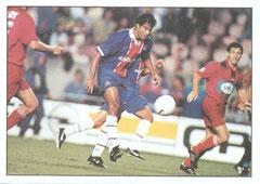 N° 020 - 1997-98 - PSG-Steaua Bucarest - Rai en pleine action.....