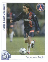 N° 076 - Juan Pablo SORIN