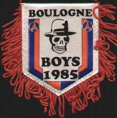 PSG Boulogne Boys (Recto)