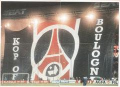N° 186 à 189 - Tribune Boulogne