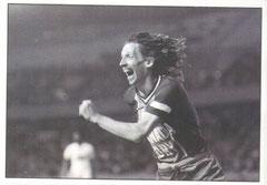 N° 006 - 4 juin 1974 - But de Jean Pierre Dogliani contre Valenciennes. le PSG monte en D1.